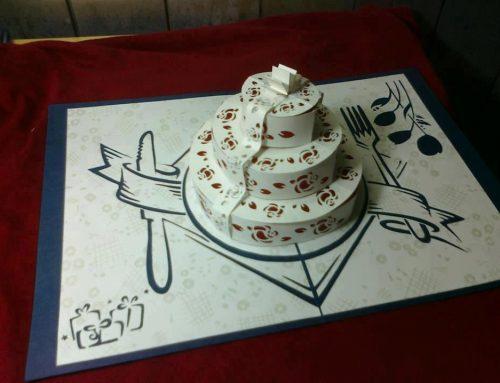 Pattern Bánh sinh nhật – Birthday cake