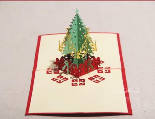 Christmas Tree – Cây thông Noel pattern