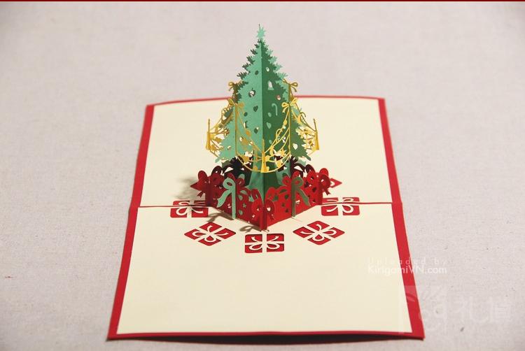 Christmas Tree - Cây thông Noel pattern