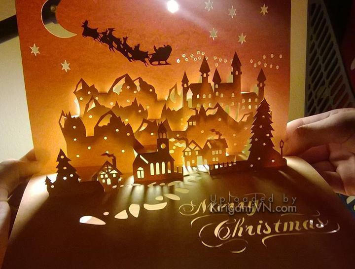Merry Christmas - Mừng Giáng Sinh pattern