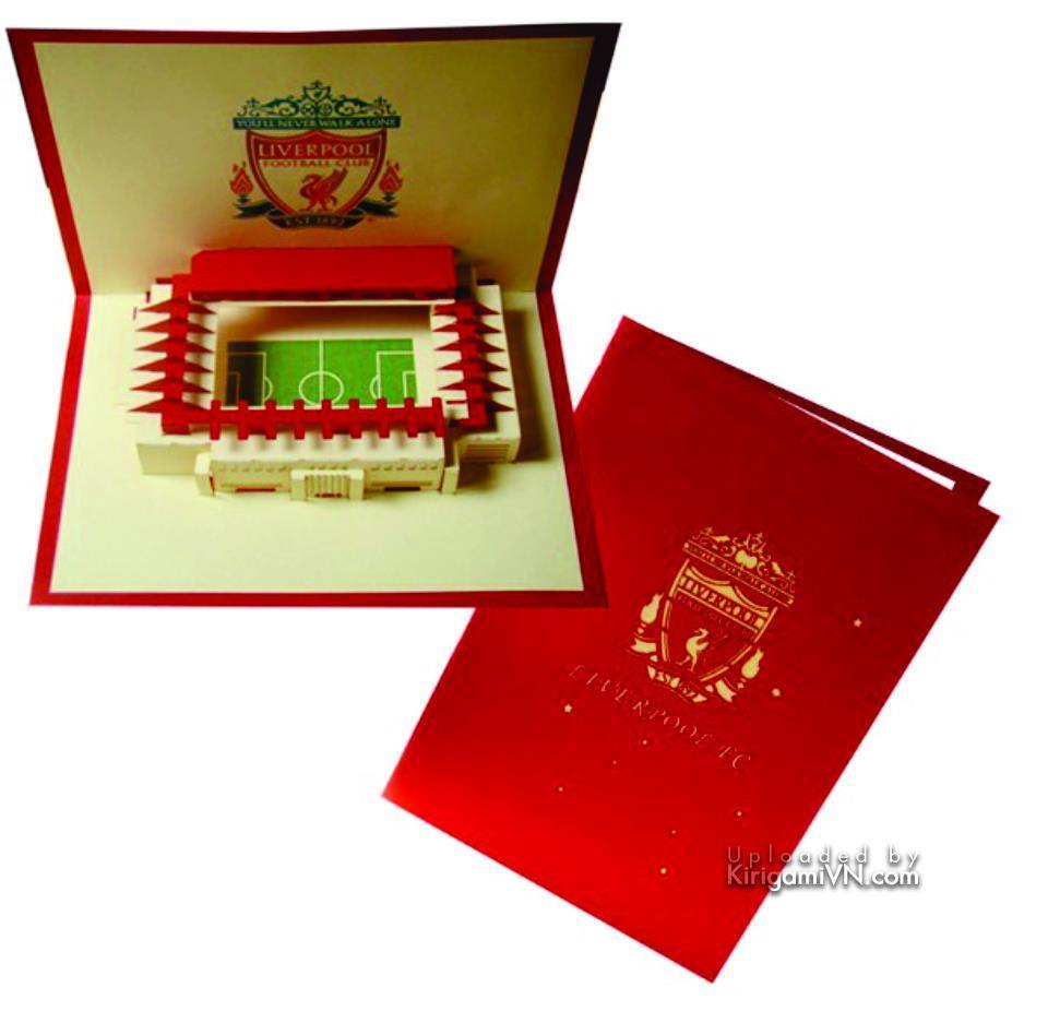 Stadium Anfield Liverpool FC