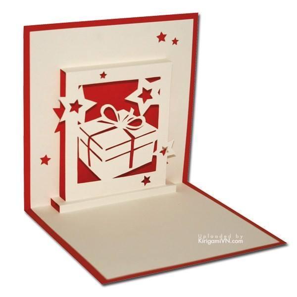 Hộp quà tặng pattern